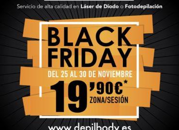 BLACK FRIDAY depilbody 2019
